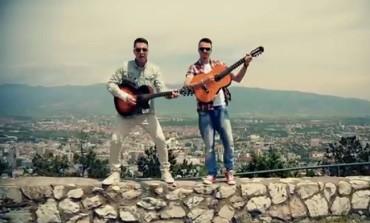 """Novi ljetni hit: Joksimović i Kajmakoski objavili spot za pjesmu """"Skoplje, Beograd"""""""