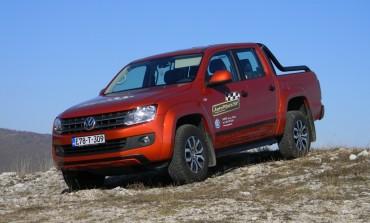 TESTIRALI SMO ZA VAS - Vladar svih predjela: VW Amarok 2.0 BiTDI 4Motion Canyon