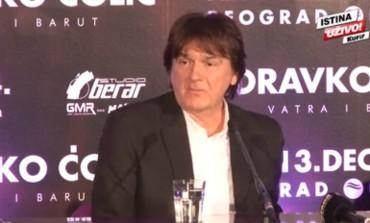 VIDEO: Zdravko Čolić iskreno: Neke poklone obožavateljki nisam smio odnijeti kući