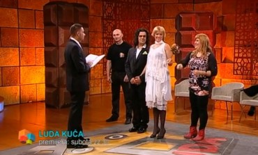 VIDEO: Vjenčali se Jelena i Čupo