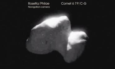 VIDEO: Rosetta snimila NLO kraj kometa 67P