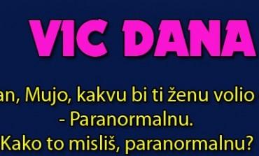 VIC DANA - Paranormalna žena