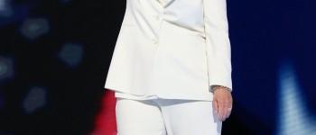 Bijelo odijelo Hillary Clinton šalje neverbalnu poruku ravnopravnosti (s)polova - Komunikacijska poruka svjesno odabrana