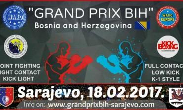 """Najbolji regionalni kickbokseri u subotu na Ilidži na turniru """"Grand Prix BiH"""""""