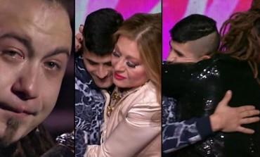 NJEGOVA PRIČA JE RASPLAKALA SVE U TALENTU: Rasta i Danica nisu mogli da zadrže suze, morali su da zagrle takmičara (VIDEO)