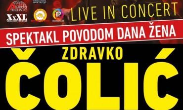 Hoće li supruga Aleksandra biti uz Zdravka Čolića na koncertu u Beču?