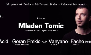 Fobia & Different Style birthday with Mladen Tomic & friends