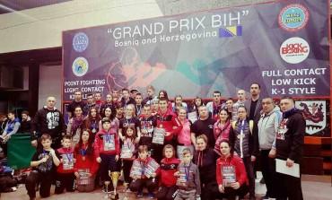"""Na Ilidži održan """"Grand Prix BiH"""" u kick boxingu: Učestvovalo više od 500 takmičara, najuspješnija reprezentacija Makedonije"""