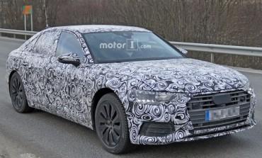 Novi Audi A6 uhvaćen na testiranju