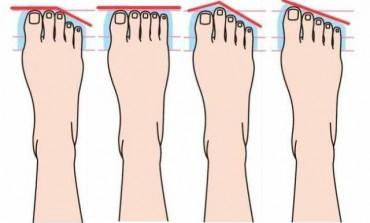 KAKVE SU TI NOGE, TAKVA SI U SRCU: Oblik stopala otkriva ličnost do gole kože!