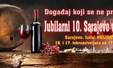 """Deseti """"Sarajevo vino fest"""" održava se ovog četvrtka i petka"""