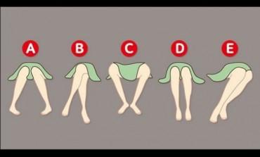POSTOJI 5 TIPOVA LJUDI: Šta položaj nogu dok sjediš otkriva o tebi ili tvom sagovorniku?