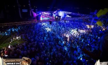 Robinzon Brodolom 9 i Robinzon Brithday party - Odlične zabave uz vrhunske DJ-je ovoga ljeta na jezeru Modrac