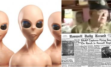ŠERIF ROSWELLA OTKRIO PRAVU ISTINU: 'Vidio sam ih, vukli su tijela stvorenja, imali su velike oči' (VIDEO)