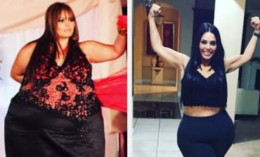 VIDEO Bila je plus size model, nakon sramoćenja u zračnoj luci skinula je 110 kilograma!