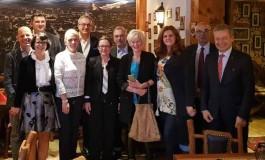 Druženje ambasadora u Berlinu: Željko Janjetović organizirao oproštajnu večeru za kolege ambasadore
