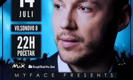 Bane Mojićević sutra Sarajlijama obećava najbolju žurku u najpopularnijem klubu u gradu