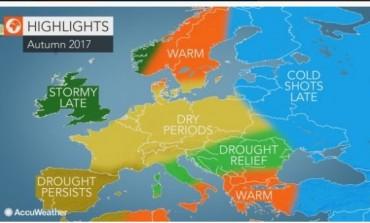 Evo kakvo nas vrijeme očekuje ove jeseni