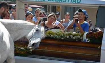 Njegov vlasnik je preminuo, ali ono što je konj uradio na sahrani će vas ostaviti bez riječi!