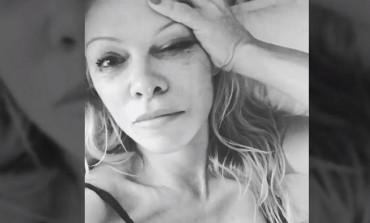 ŠOKANTAN SNIMAK: Pamela Anderson se na bizaran način oprostila od Hjua Hefnera (VIDEO)