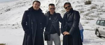 Armin Bijedić objavio spot za pjesmu Snjegovi