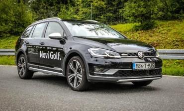 Hard test: Golf 2.0 TDI Alltrack – Univerzalni automobil na poseban način