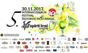 """VEČERAS - 5.Internacionalni Festival žestokog pića i rakija """"SPIRIT FEST SARAJEVO"""""""