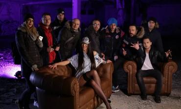 Dijana Bliznac i Kexi u Sarajevu snimili spotove za dvije pjesme: Na setu nas nisu omele ni niske temperature, a energijom smo otopili snijeg