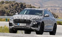 Novi Audi Q8 uhvaćen tokom testiranja na Nürburgringu