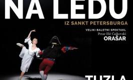 Ledena čarolija ruskog baleta u Tuzli