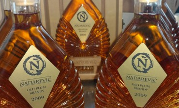 Boutique Destilery NADAREVIĆ – Zlato ponovo dolazi u Tuzlu