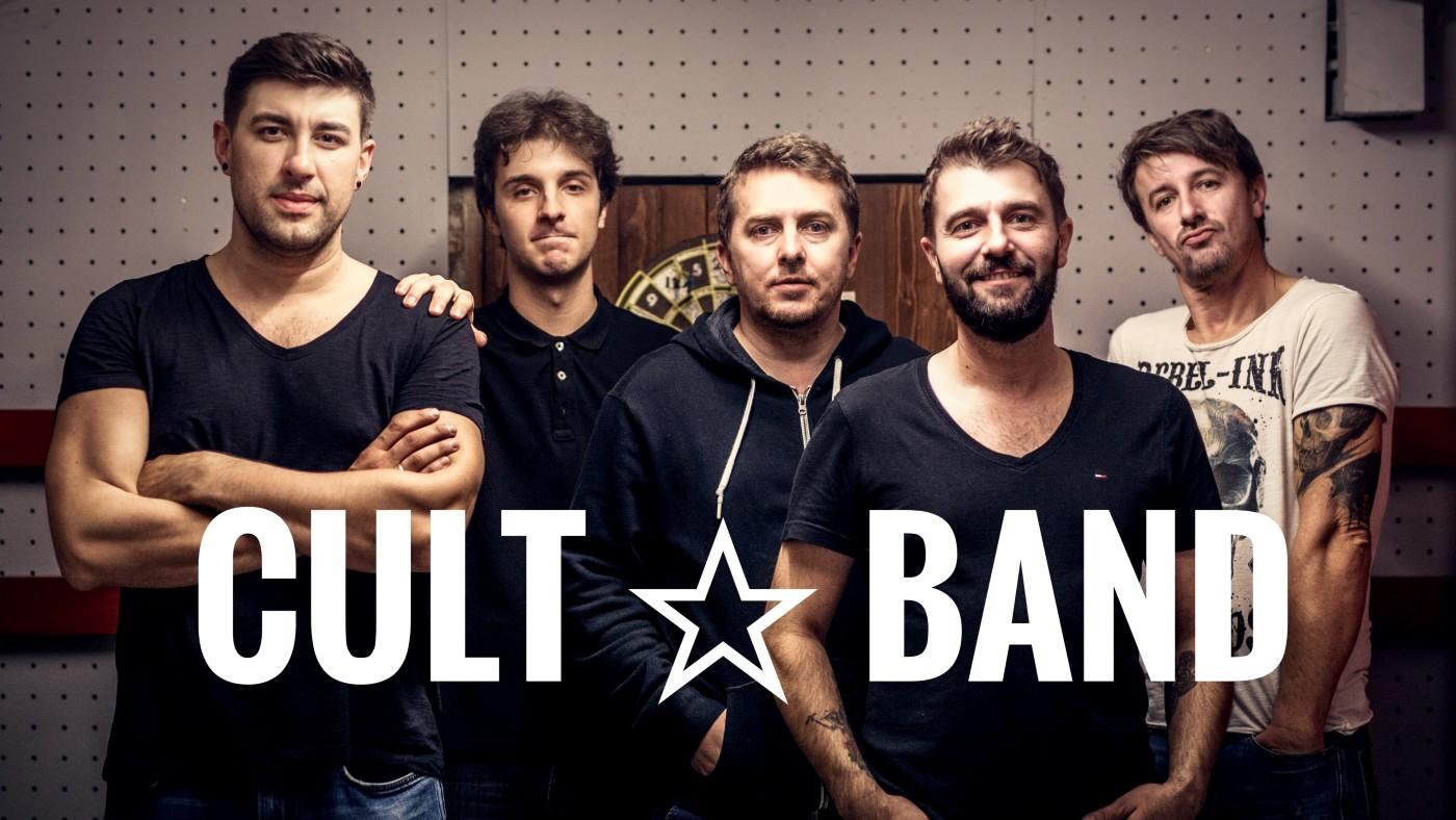 Cult Band nova1