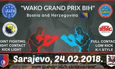 """Sve je spremno za """"WAKO Grand Prix BiH"""": Na Ilidžu stiže 700 takmičara iz šest zemalja"""
