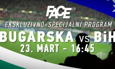 Utakmicu BiH i Bugarske prenosi Sabahudin Topalbećirević, u studiju Face TV Šabanadžović, Glavaš