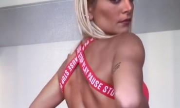 Seksi prognostičarka pokazala guzu u tangama, u sat vremena snimku pogledalo milijun ljudi
