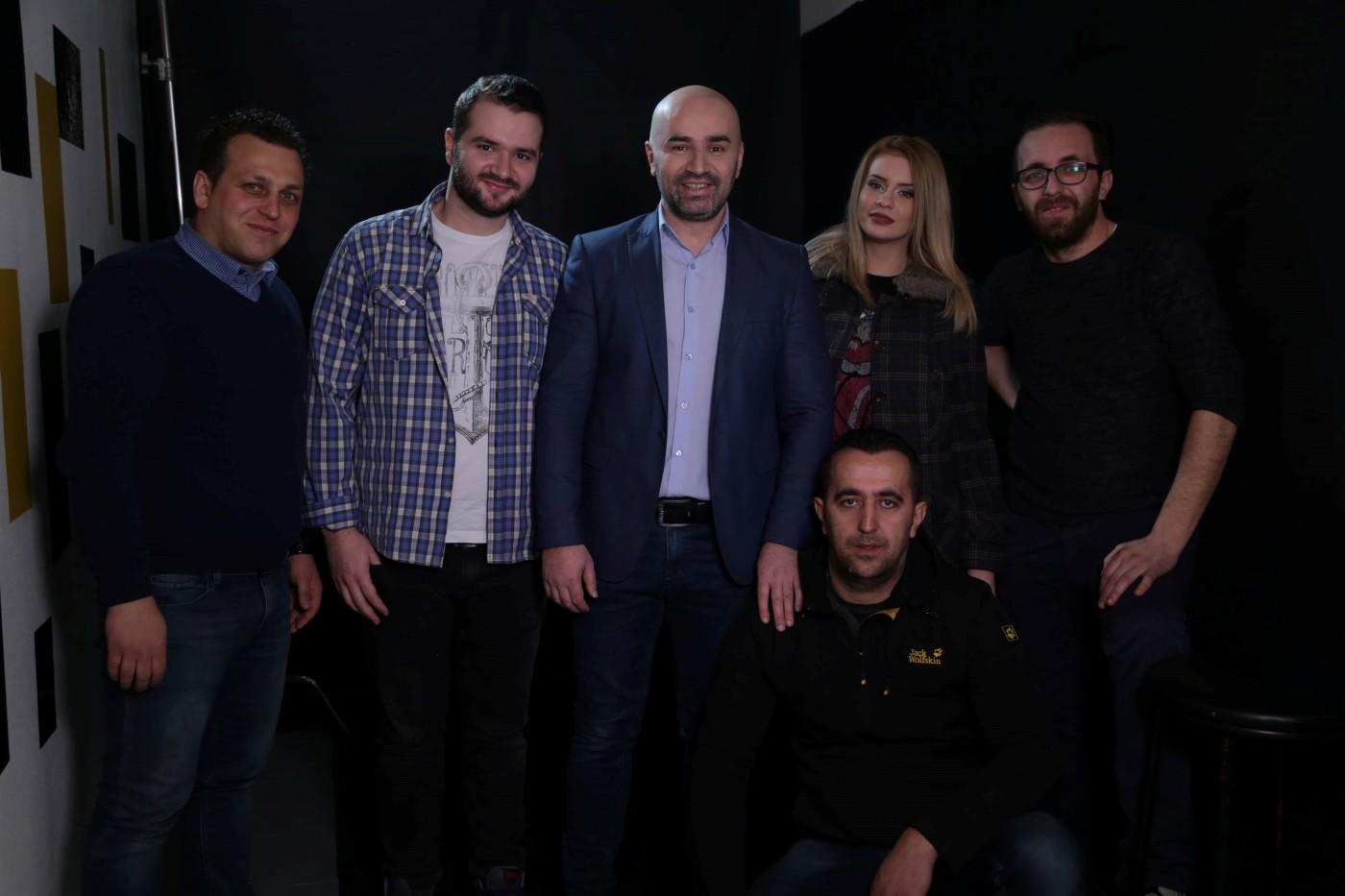 Kemal Hasic sa saradnicima