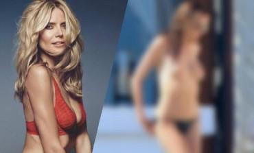 Paparazzi uhvatili Heidi Klum sa 16 godina mlađim i potpuno golih grudi (18+)