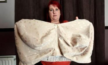 Moje grudi su me umalo ubile: Ispovijest Britanke čije poprsje teži 19 kilograma
