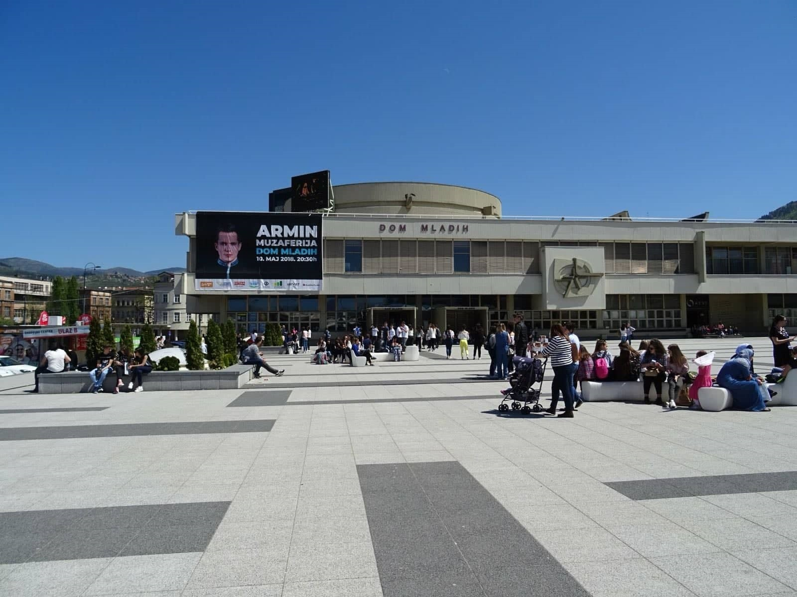 Armin Muzaferija koncert plakat1
