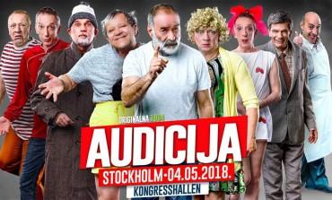 Fenomenalni Željko Ninčić pred turneju Audicije - Na svim krajevima svijeta publika svih generacija razumije naš humor