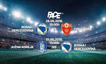 Prijenos utakmice Južna Koreja - BiH od 13 sati na Face TV, specijalni program od 11.45