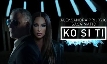 Saša Matić i Aleksandra Prijović oduševili novim spotom i pjesmom!