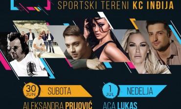 BORBA ZA KARTU VIŠE: Prvi Summer Sound Festival u Inđiji izazvao ogromno interesovanje u regionu
