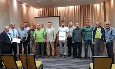 Damir Beljo nakon priznanja Saveza profesionalnog boksa u BiH: Kod nas su sve šampioni svijeta, a ne mogu biti prvaci države i nemaju za germe
