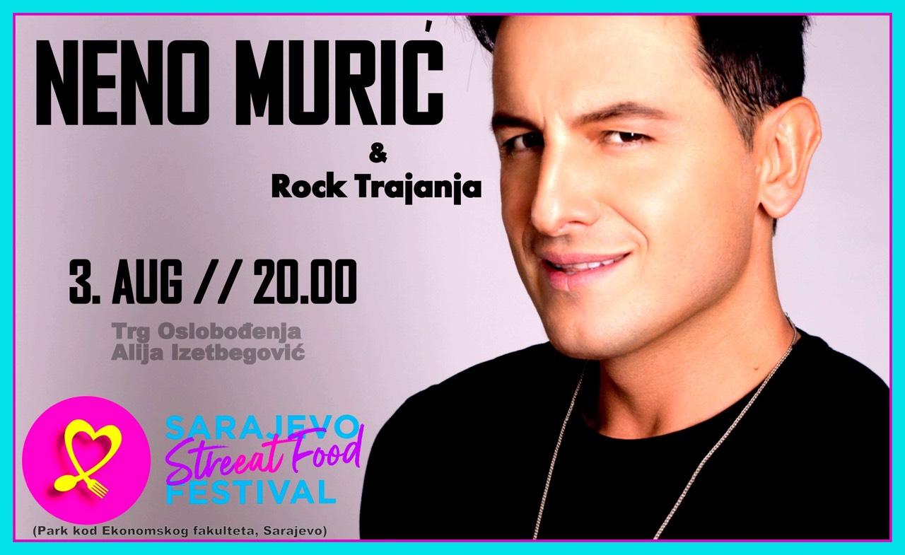 Neno Muric Sarajevo