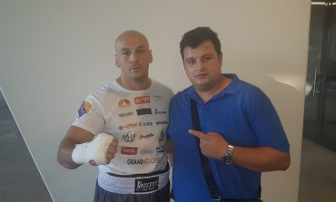 Iron Puki pobjedu u Zagrebu posvetio Marijanu Benešu