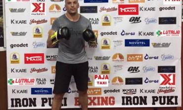 U subotu bokserski meč u Zagrebu - Viking iz Skandinavije izazvao Iron Pukija