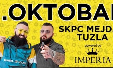 """Koncert """"Jala Brat i Buba Corelli sa gostima"""" u Tuzli pomjeren za 8. oktobar"""