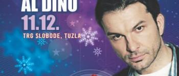 Al Dino odabrao Zimski grad i Tuzlu za promociju nove pjesme