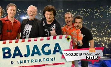 Rasprodane promo ulaznice za rock spektakl Bajage i Instruktora u Tuzli
